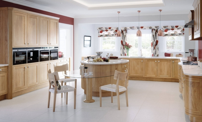 Kitchen Collection Bespoke Designs From Aisling Furniture Magnificent How To Update Oak Kitchen Cabinets