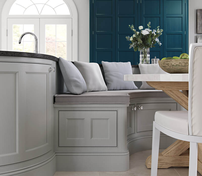 Why Aisling Our Furniture Molson Painted Light Grey